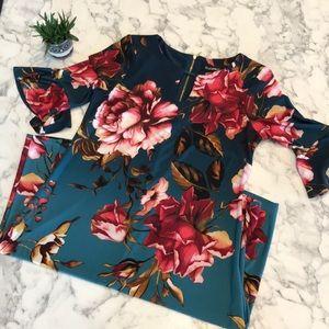 Roz & Ali Size Small Dress